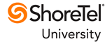Shoretel University logo